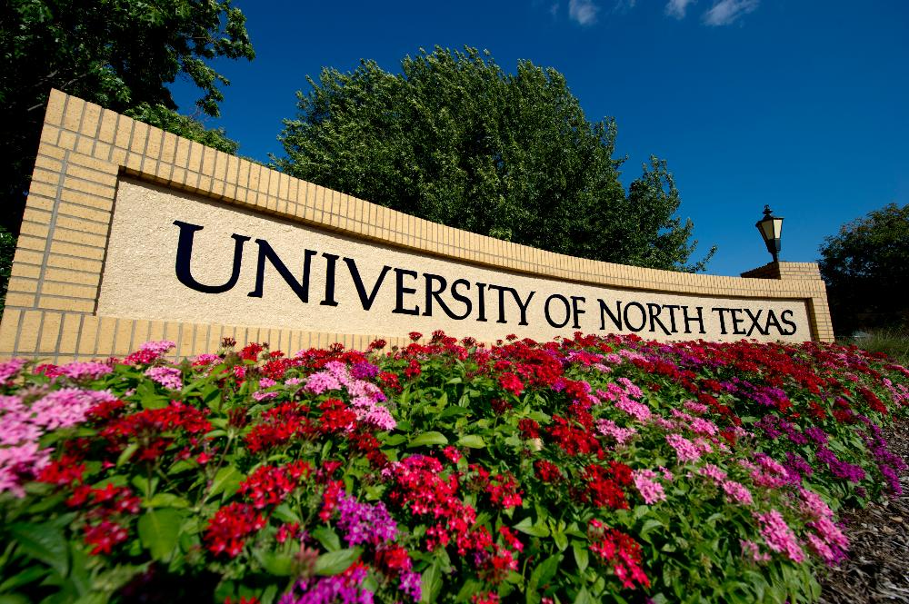 UNT Stock Photo